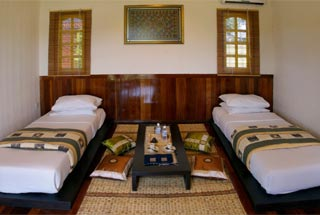 Borneo Divers Twin Room