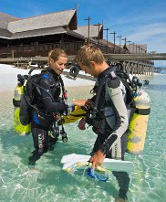 Mataking Dive Courses