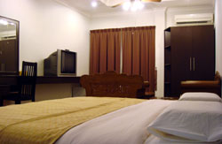 Sipadan Inn Room