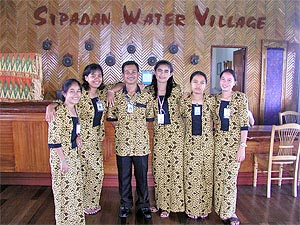 Welcome to Sipadan Water Village